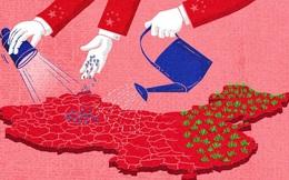 Trung Quốc có biến được miền Tây nghèo khó nước này thành nơi trù phú?