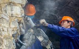 Hà Nội: Tiến hành thi công đục thông 5 vòm cầu Phùng Hưng