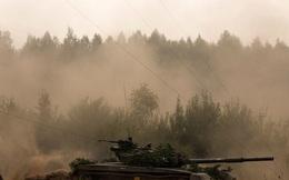 Belarus tập trận quân sự ở biên giới phía Tây