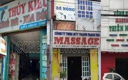 Đột kích cơ sở massage, phát hiện nữ nhân viên và khách khỏa thân 'tắm tiên'