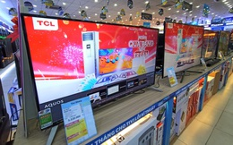 """6 mẫu tivi giảm giá 50%, nhiều chiếc có màn hình """"khủng"""" rẻ hiếm có"""