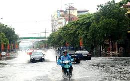 Liên tiếp các đợt mưa rất lớn trút xuống miền Bắc