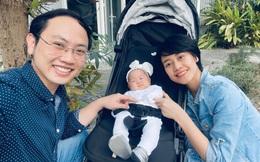 MC Phí Linh hé lộ về chồng: Đáng yêu, chân thật, bình tĩnh trước tất cả ồn ào xung quanh