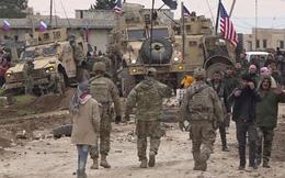 Hai trực thăng Mỹ tấn công chốt kiểm soát quân đội Syria