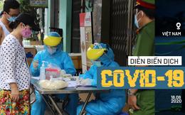 BN 418 tử vong sau khi có kết quả xét nghiệm 4 lần âm tính với SARS-CoV-2; Một trường ở Biên Hòa cho 800 học sinh đến trường, bất chấp quy định phòng dịch