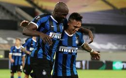 """Lập cú đúp đưa Inter vào chung kết Europa League, Lukaku """"xát muối"""" vào nỗi đau của Man United"""