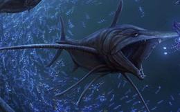 Phát hiện loài 'cá kiếm' cổ đại với hàm răng sắc nhọn ngoại cỡ