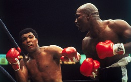"""""""Quái thú không ngai"""" & cú đấm khiến huyền thoại Muhammad Ali như bị """"bay về châu Phi"""""""