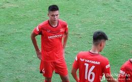 HLV Park chia tay cầu thủ U22 Việt Nam đầu tiên