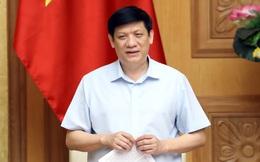 Quyền Bộ trưởng Y tế: Hà Nội, Hải Dương có thể ghi nhận ca nhiễm Covid-19 mới