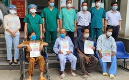 4 bệnh nhân chạy thận nhân tạo mắc Covid-19 khỏi bệnh