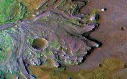 Tìm dấu vết sự sống cổ xưa trên sao Hỏa