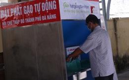 ATM gạo tái xuất ở Đà Nẵng, có Robot gọi điện thoại trước 30 phút mời đến nhận