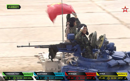Tank Biathlon 2020 - Army Games 2020
