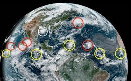 Những dự báo đáng lo ngại tại lưu vực Đại Tây Dương năm 2020