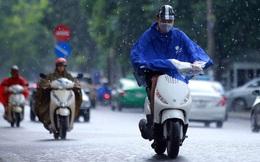 Thời tiết ngày 19/8: Miền Bắc tiếp tục có mưa rào và giông
