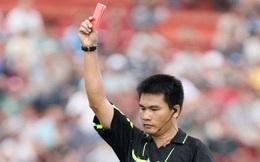 """[Hồi ức] Trọng tài quên mất luật, tạo nên chiếc thẻ đỏ """"lạ và độc"""" nhất lịch sử V.League"""