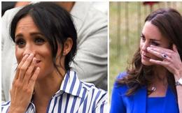 Sách mới về nhà Sussex tiết lộ thông tin cuộc chiến hoàng gia giữa Meghan Markle và Công nương Kate, ai mới thực sự là người phải rơi nước mắt?