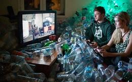 Ngôi nhà của bạn sẽ ra sao khi không vứt rác trong 4 năm liền?