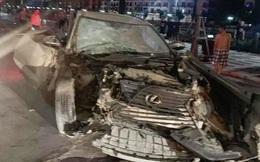 Nam thanh niên 22 tuổi lái Lexus phóng như bay gây tai nạn khiến nữ công an tử vong là ai?