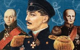 5 chỉ huy hải quân vĩ đại của Nga với những chiến công lừng lẫy: Họ là ai?