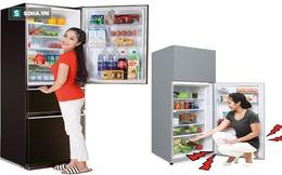 Những tủ lạnh tiết kiệm điện dành cho sinh viên giá dưới 3 triệu đồng