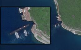 Tàu ngầm Trung Quốc bất ngờ xuất hiện trước cửa hang ngầm bí ẩn trên Biển Đông