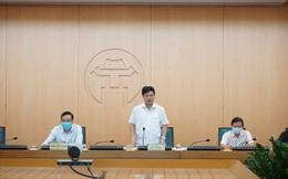 Phó Chủ tịch Hà Nội: Các ca nhiễm Covid-19 ở Hà Nội đi nhiều nơi, tiếp xúc nhiều người, cần đặc biệt cẩn trọng