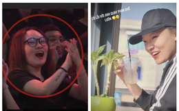 """Lên hình nhiều hơn cả thí sinh, nữ khán giả Rap Việt lên tiếng sau khi bị hiểu nhầm là...""""crush"""" của quay phim"""