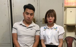 Bắt đôi nam nữ vận chuyển thuê 32 bánh heroin