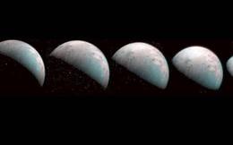 Băng đá vô định hình trên vệ tinh sao Mộc