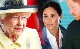 Meghan Markle từng gây náo loạn cung điện, bắt trợ lý riêng của Nữ hoàng Anh phục tùng mình khiến Harry bị bà nội giáo huấn ngay lập tức