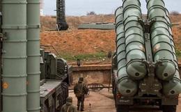 """Nga bình thản """"nhìn"""" Ankara sử dụng S-400 để """"ép"""" Mỹ"""