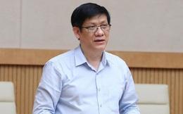Quyền Bộ trưởng Y tế Nguyễn Thanh Long: Hệ số lây nhiễm của lần dịch Covid-19 này có thể từ 6-10
