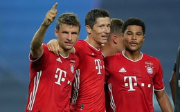 """Tung 2 cú đòn sắc lẹm, """"sát thủ"""" từng tỏa sáng tại Mỹ Đình giúp Bayern Munich đè bẹp Lyon"""