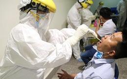 8 trường hợp F1 tiếp xúc gần với bệnh nhân số 994 tại Phú Thọ có kết quả xét nghiệm âm tính lần 1