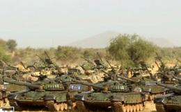 Súng máy W85 của Trung Quốc lắp trên T-72B1 Ukraine ở Ethiopia?