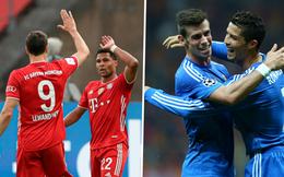 """""""Song sát"""" Gnabry - Lewandowski xô đổ kỷ lục của Ronaldo và Bale"""