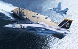Tại sao Mỹ không bán mà phá hủy tất cả các tiêm kích F-14 Tomcat?