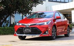 Ồ ạt thay máu sản phẩm, Toyota còn giữ ngôi vua ở những phân khúc nào tại Việt Nam?