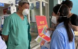 Thứ trưởng Nguyễn Trường Sơn rời Đà Nẵng, dịch Covid-19 tại đây cơ bản được khống chế