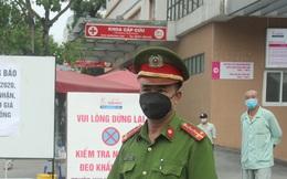 Phú Thọ: Phong tỏa ổ dịch bán kính 500m từ nhà ca mắc Covid-19 tại Bệnh viện E với hơn 100 hộ, 450 người