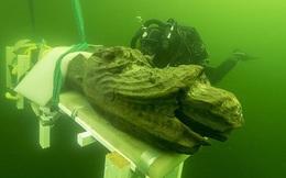 Bí ẩn thủy quái trong 'tàu ma' hoàng gia mất tích 5 thế kỷ