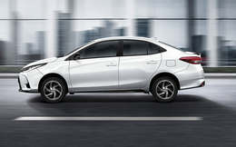 Toyota giá từ 400 triệu đồng tại Thái Lan sắp về Việt Nam?