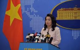 Việt Nam lên tiếng việc TQ lần đầu đưa oanh tạc cơ chiến lược H-6J trái phép đến Hoàng Sa