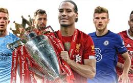 """Liverpool, M.U, Man City và Chelsea """"dễ thở"""" ở vòng mở màn Ngoại hạng Anh 2020/21"""