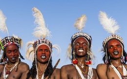 Fulani - bộ lạc Châu Phi tôn thờ cái đẹp và tự coi mình là những người đẹp nhất quả đất