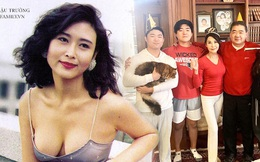"""""""Nữ hoàng phim 18+"""" đình đám xứ Cảng Thơm: Bỏ hào quang showbiz để trở thành cô dâu hào môn, ở tuổi 53 lần đầu đối diện với """"sóng gió"""" cuộc đời"""