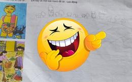 Xưa cứ nghĩ thầy giáo ghét nên cho điểm thấp, mấy năm sau nhìn lại vở mỹ thuật, nữ sinh ôm bụng cười vì bài vẽ xấu không tả nổi