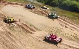 """Đại tá xe tăng hé lộ Đội tuyển Việt Nam luyện các """"tuyệt chiêu"""" để thi Tank Biathlon 2020"""